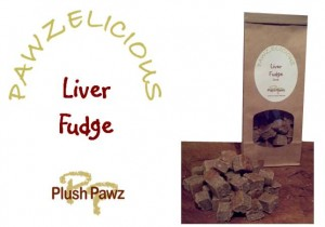 Liver Fudge